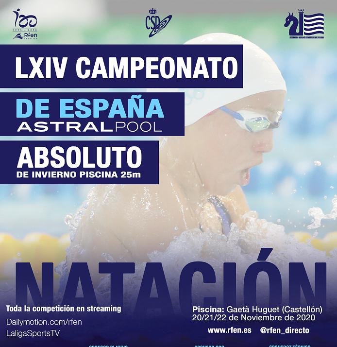 LXIV CAMPEONATO DE ESPAÑA ABSOLUTO DE INVIERNO P25 - ASTRALPOOL